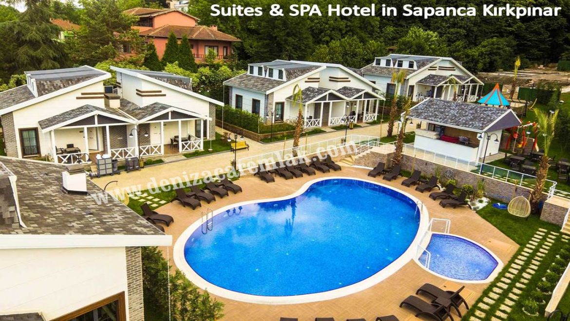 Sakarya Sapanca Suites & SPA Hotel  For Sale
