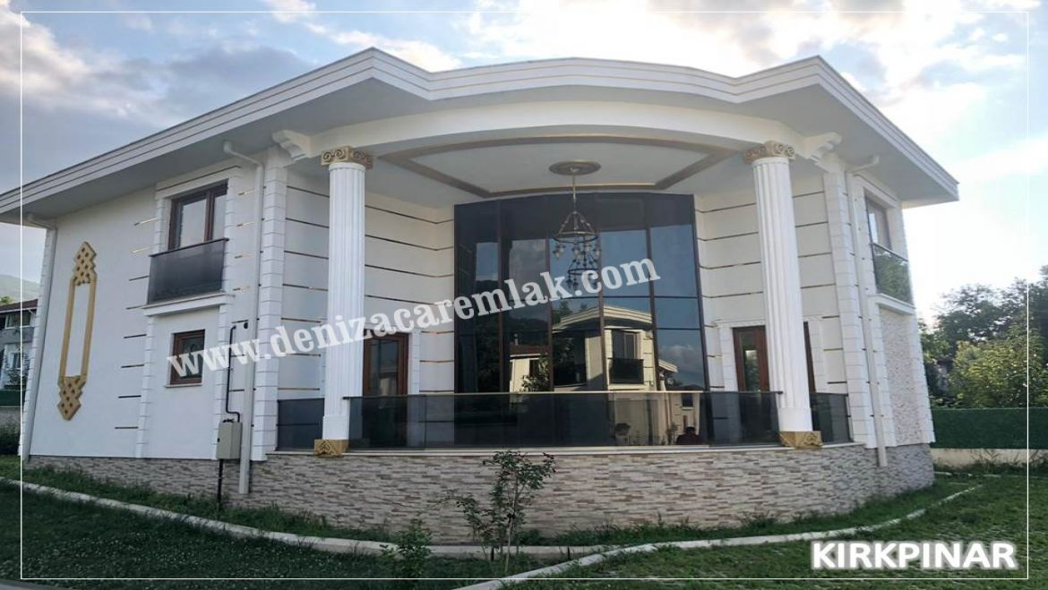 Sakarya Sapanca Boutique site Villa For Sale