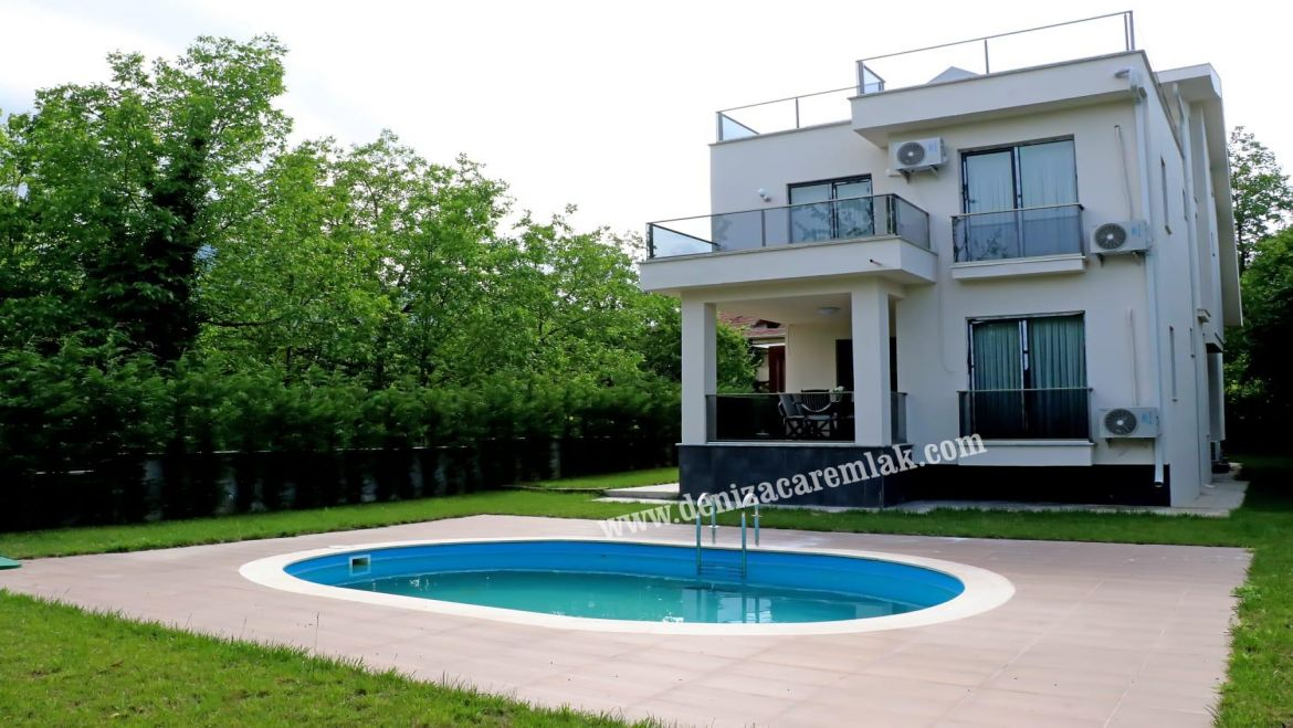 Sakarya Sapanca DETACHED POOL VILLA IN SAPANCA Villa For Sale