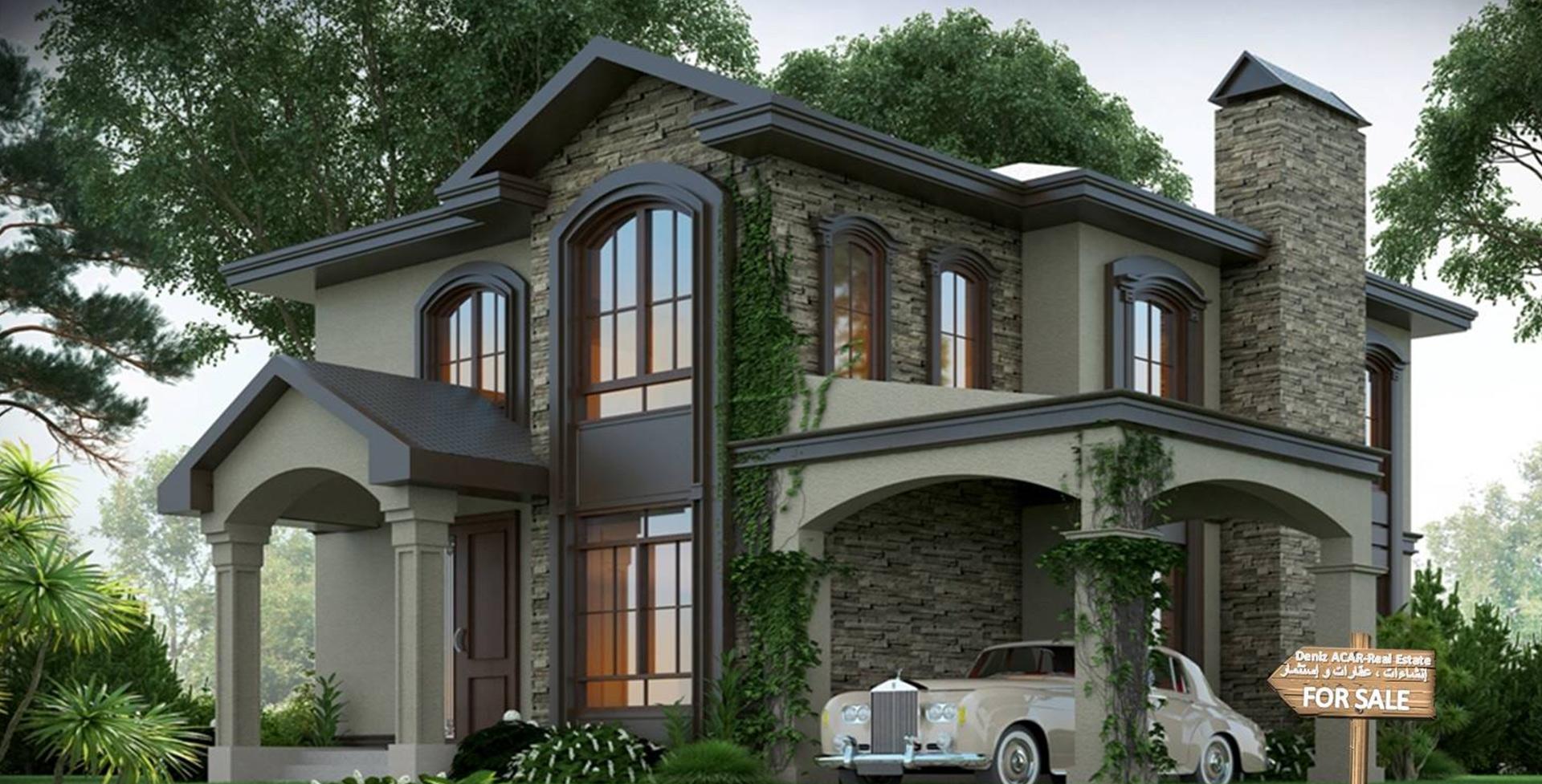 Kocaeli Başiskele Bahçecik'te Satılık Villa